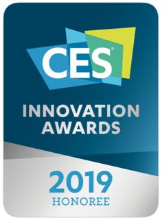 2019 CES Innovation Awards Honoree Logo