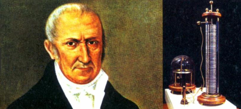 Alessandro Volta Image
