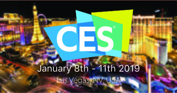 CES 2019 Las Vegas Logo
