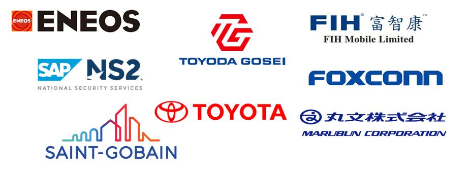 Collage Logos