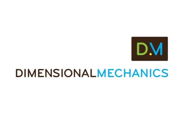 DimensionalMechanics logo