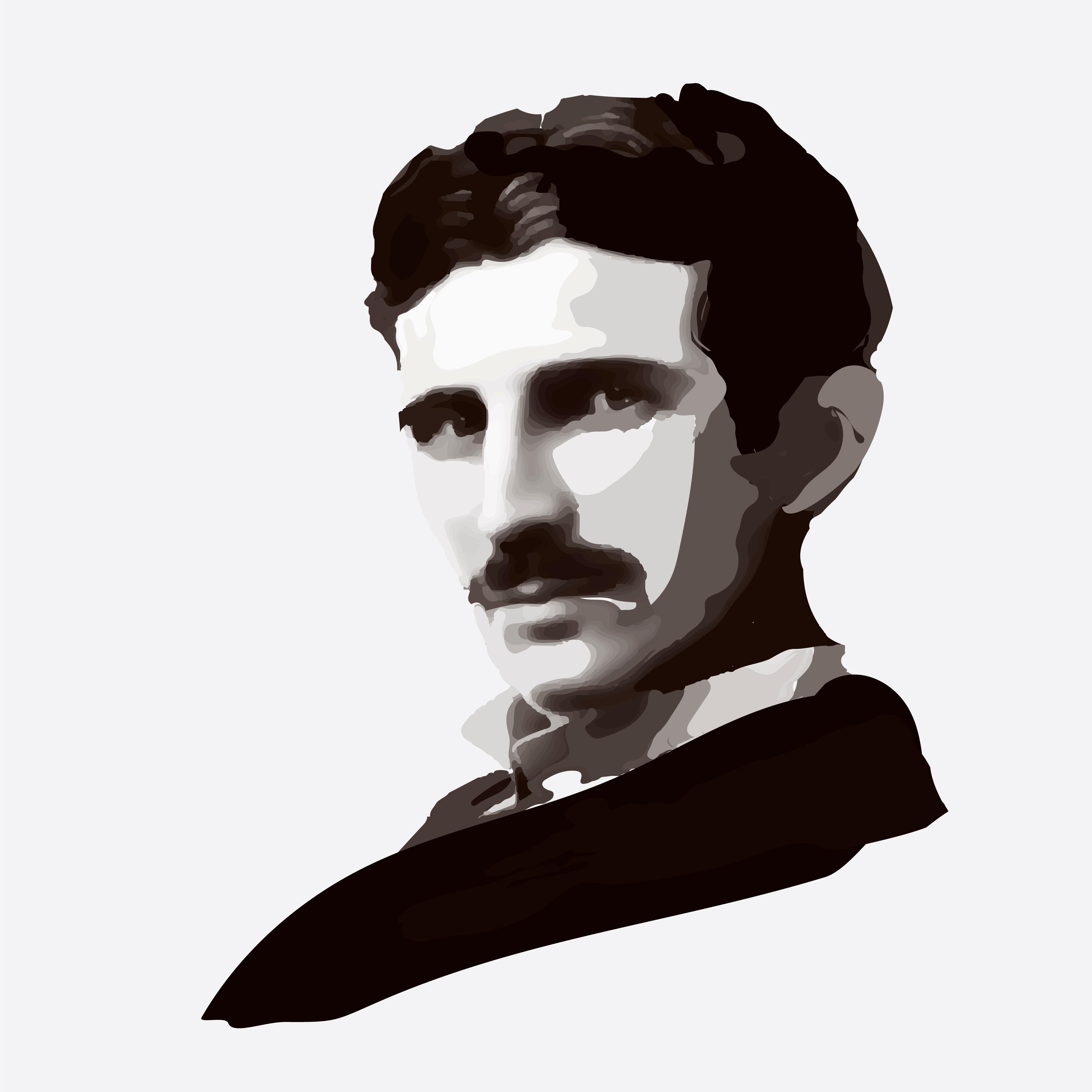 Nikola Tesla Image