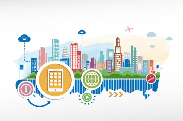 Generic Smart Cities Graphic
