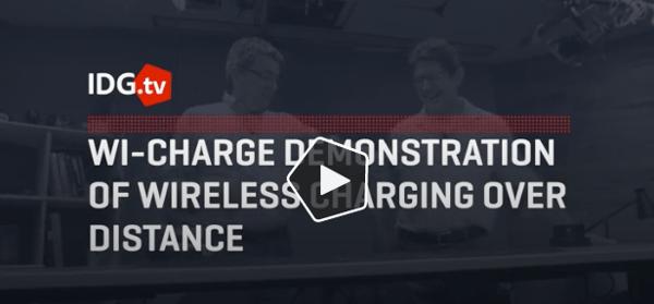 Wi-Charge Video Screenshot
