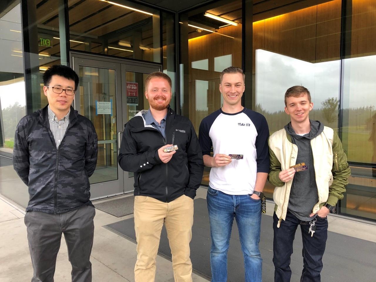 WSU Electrical Engineering Team
