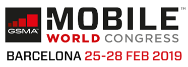 Image result for mobile world congress 2019 logo